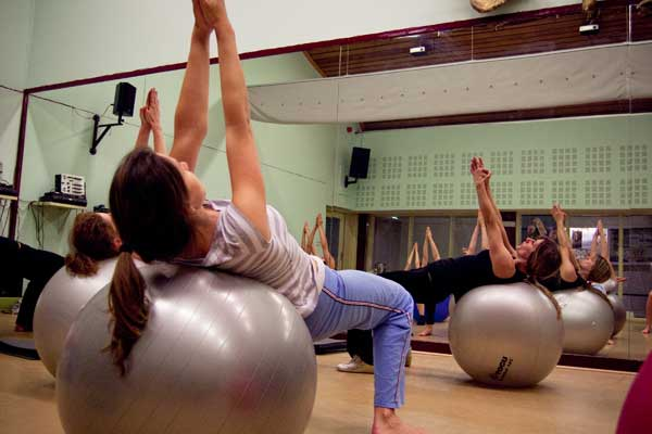Functional Pilates workshop: KinetiCode®on Stabilty Ball