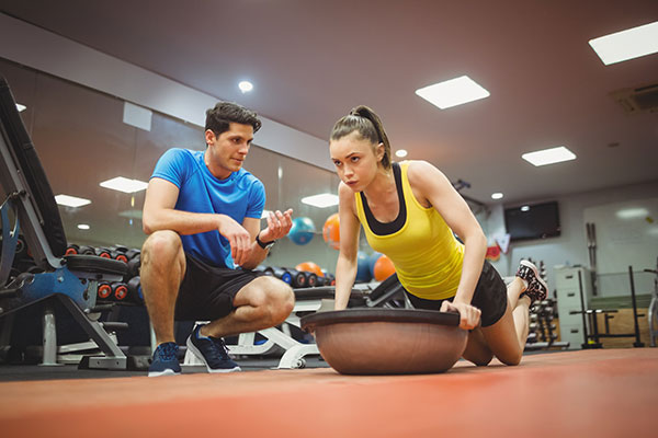 Totaal opleiding Fitness A, B en NASM Personal Training