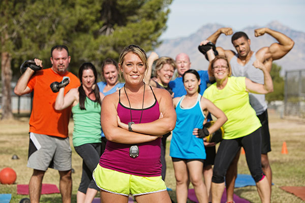 Outdoor (running en bootcamp) opleidingen
