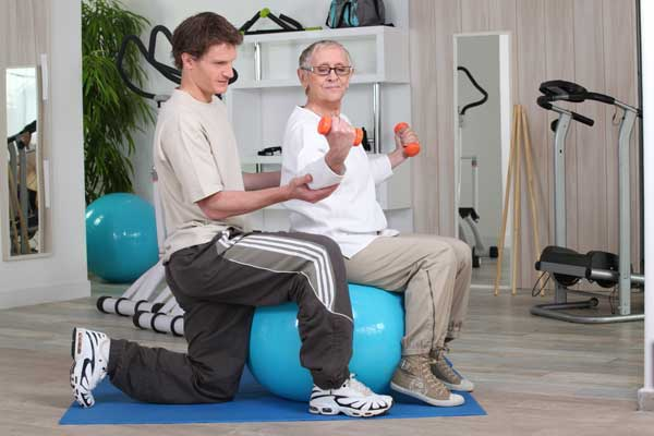Combinatie Opleiding NASM Senior Fitness Specialisation workshop en Selfstudy