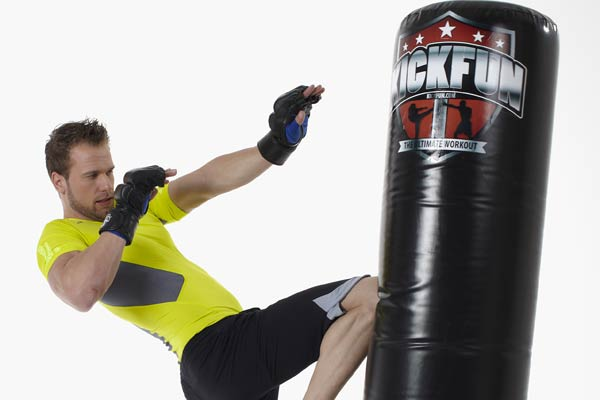 UFW Fight Kickbag Instructeur opleiding