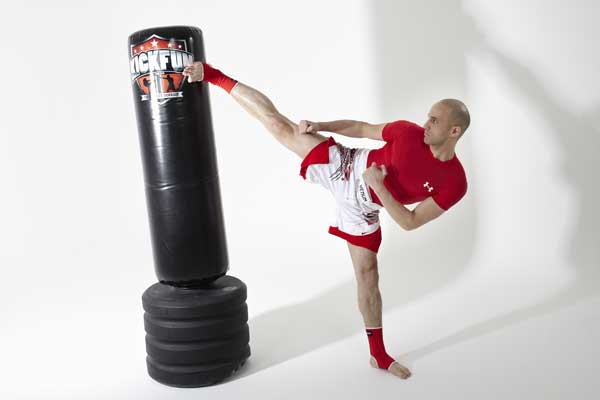Combinatie opleiding Fight Cardio & Kickbag