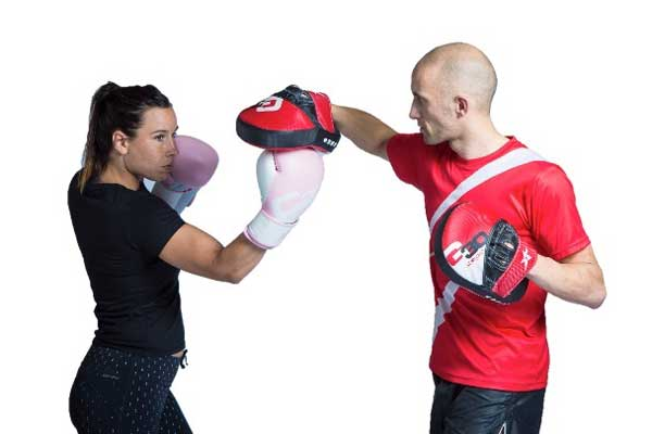 UFW workshop - Fight for Personal Training
