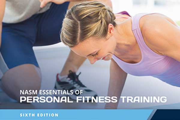 Boek: NASM Essentials of Personal Fitness Training, 6th revised edition