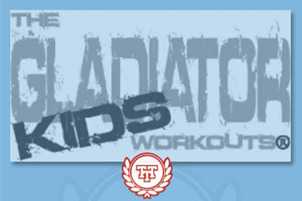 The Gladiator Workouts® Kids - Train The Trainers