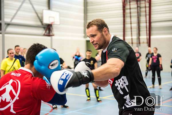 UFW Kickboxing Instructeur opleiding