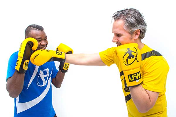 UFW Boxing45 Instructeur opleiding