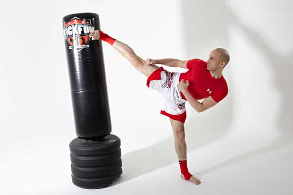 UFW combinatie opleiding Fight Cardio & Kickbag