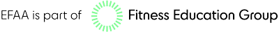 Logo Fitness Education Group