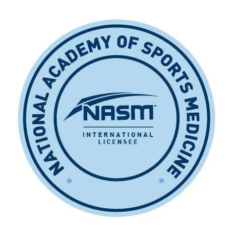 NASM Personal Training Internationaal erkend diploma